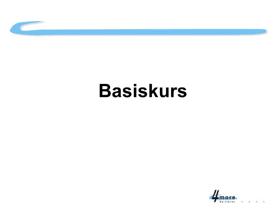 Titelblatt Basiskurs Basiskurs