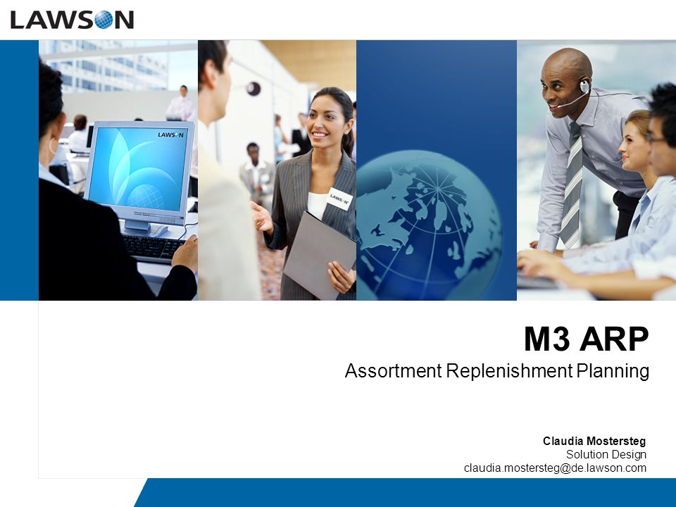 Assortment Replenishment Planning