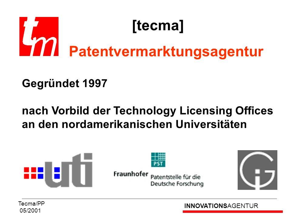 Patentvermarktungsagentur
