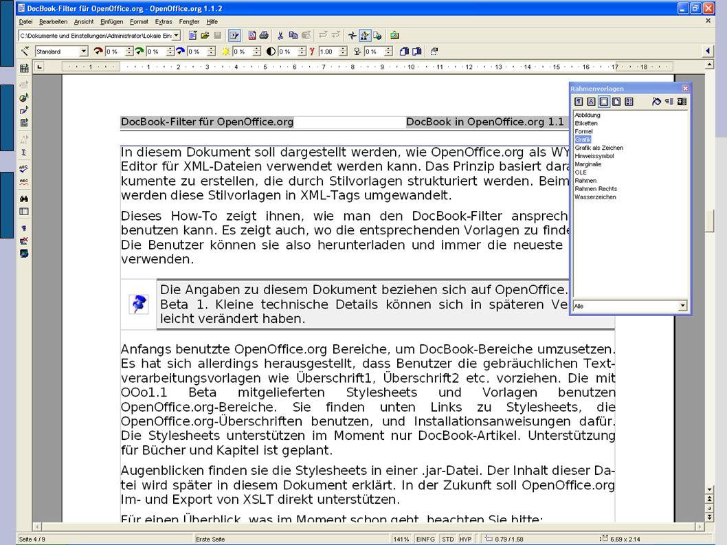 Beispiele für freie Software