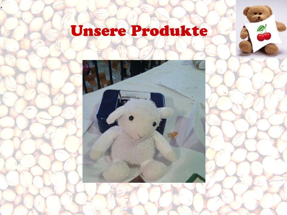 . Unsere Produkte