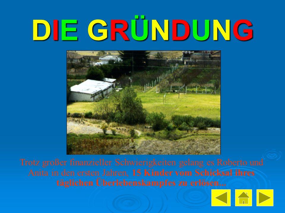 DIE GRÜNDUNG