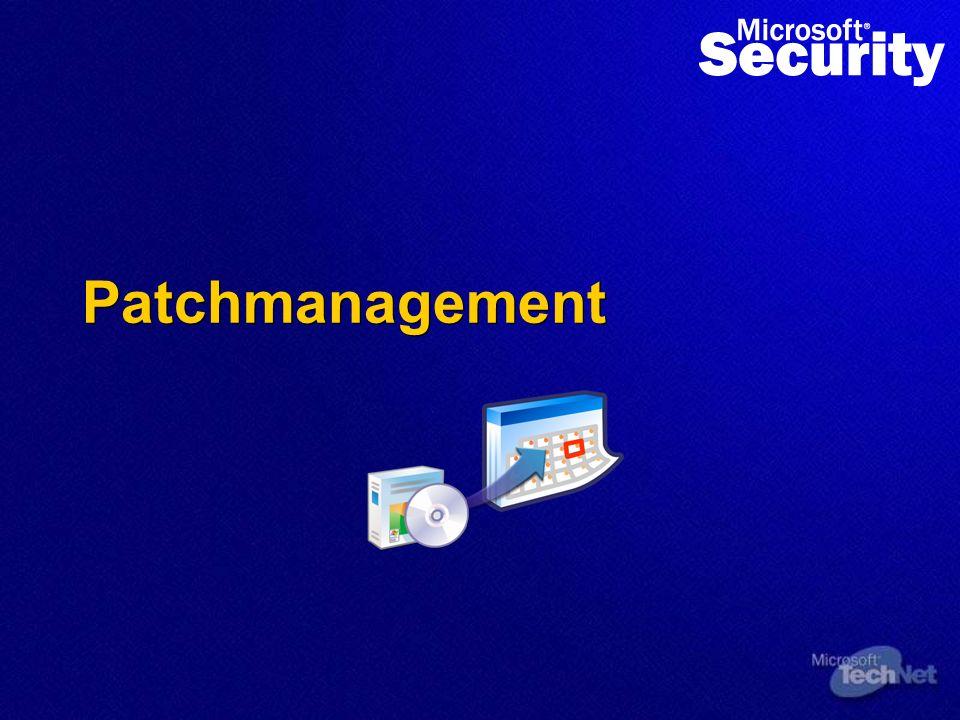 Microsoft Sicherheitstechnologien