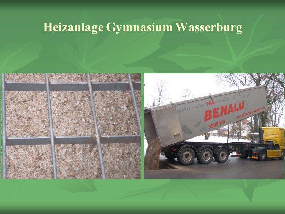 Heizanlage Gymnasium Wasserburg
