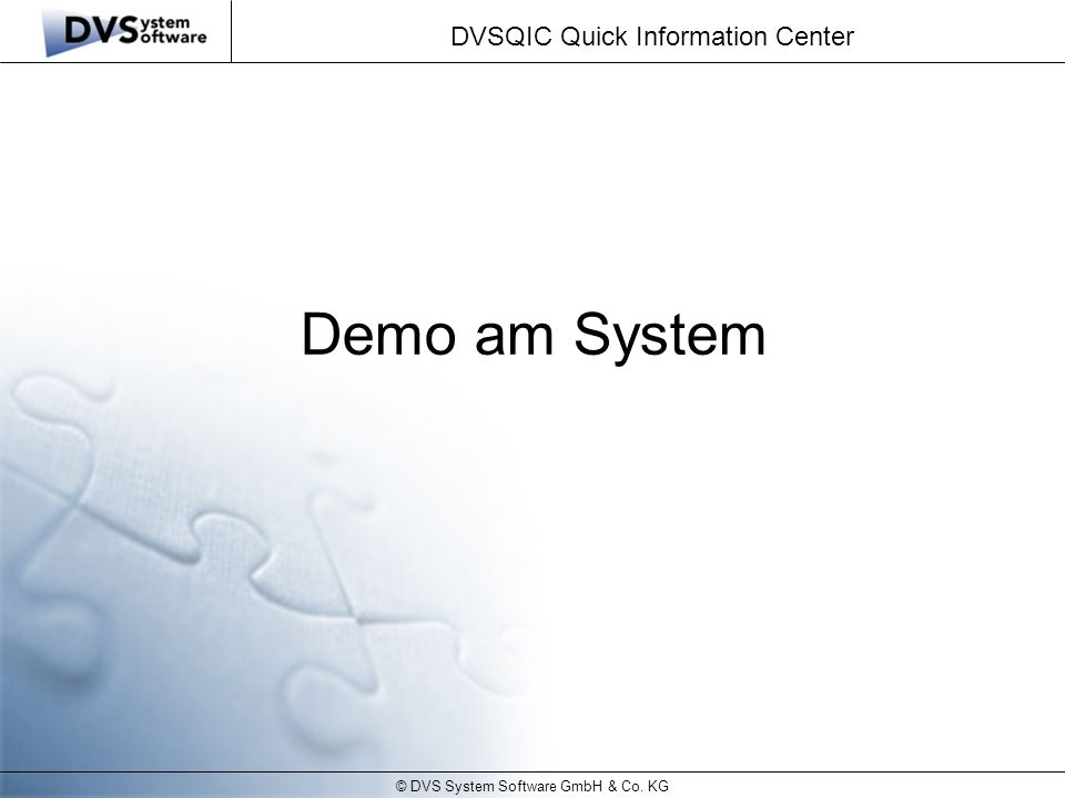 DVSQIC Quick Information Center