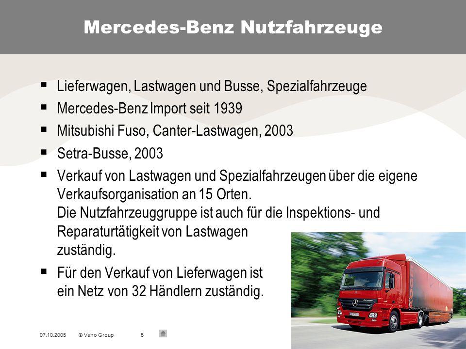 Mercedes-Benz Nutzfahrzeuge