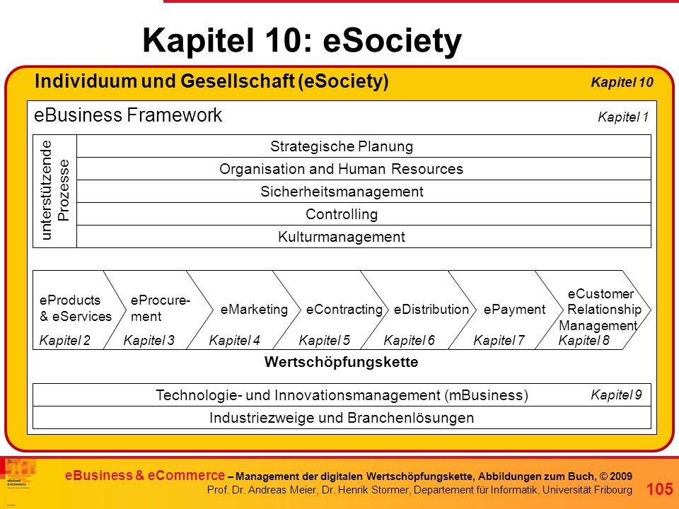 Kapitel 10: eSociety Individuum und Gesellschaft (eSociety)