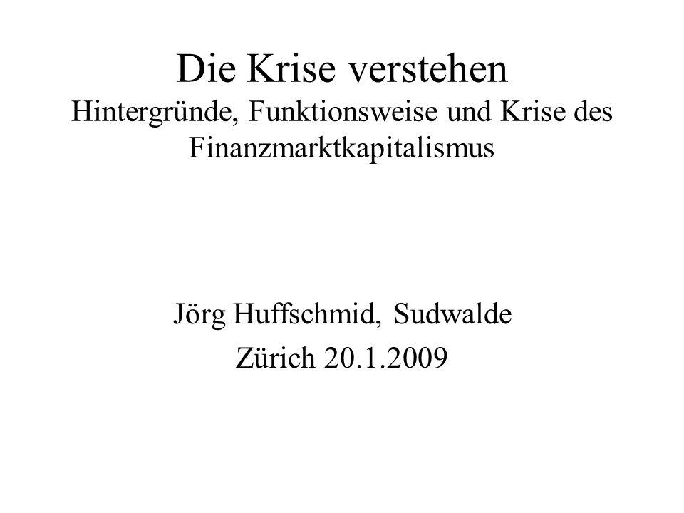 Jörg Huffschmid, Sudwalde Zürich 20.1.2009