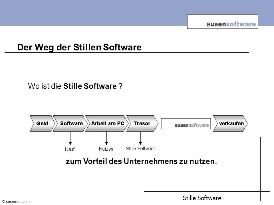 Der Weg der Stillen Software