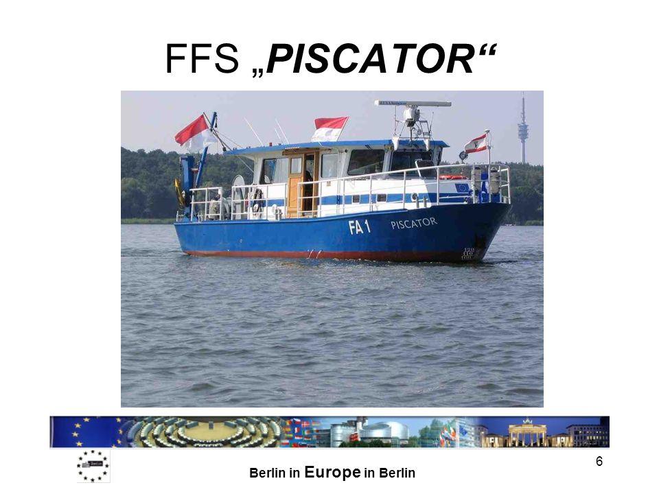 """FFS """"PISCATOR"""