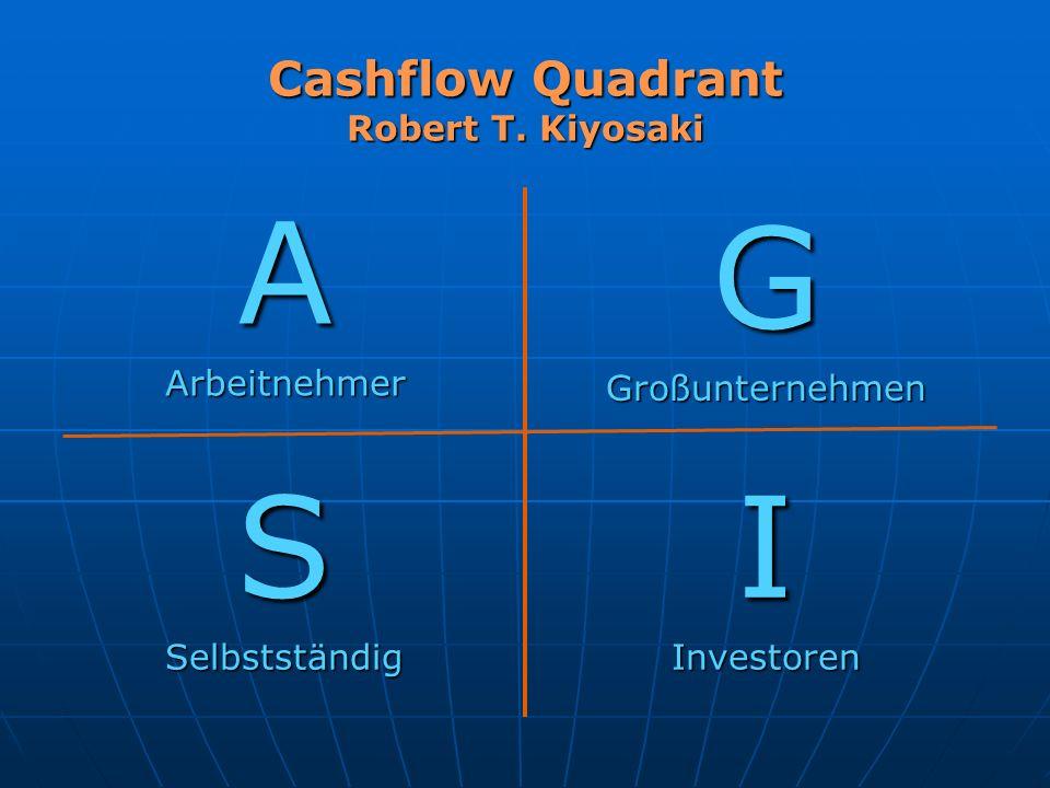 Cashflow Quadrant Robert T. Kiyosaki