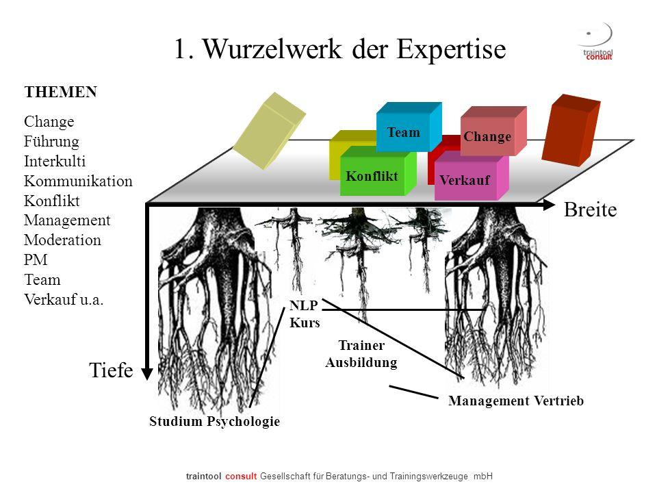 1. Wurzelwerk der Expertise