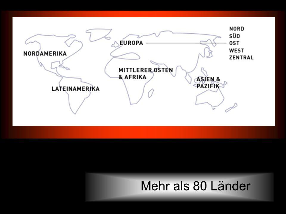 Mehr als 80 Länder