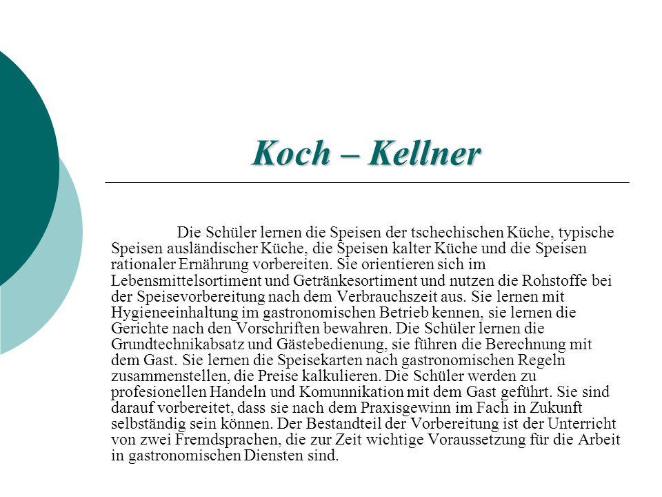 Koch – Kellner