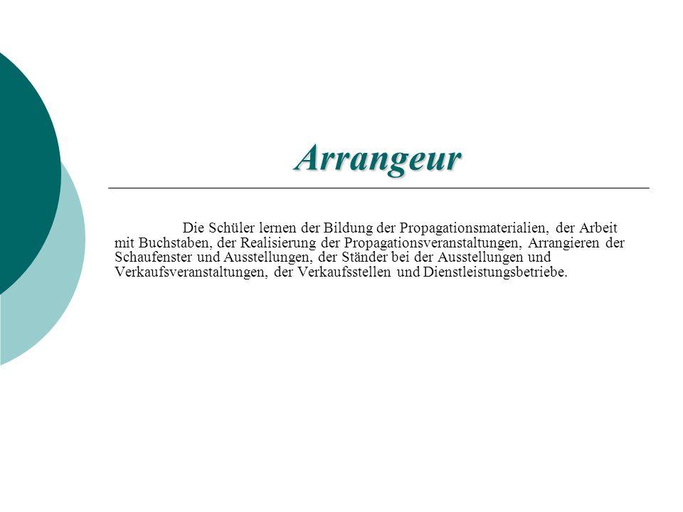 Arrangeur
