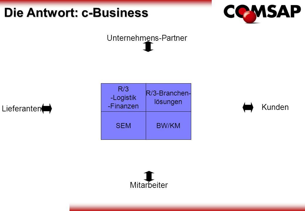 Die Antwort: c-Business