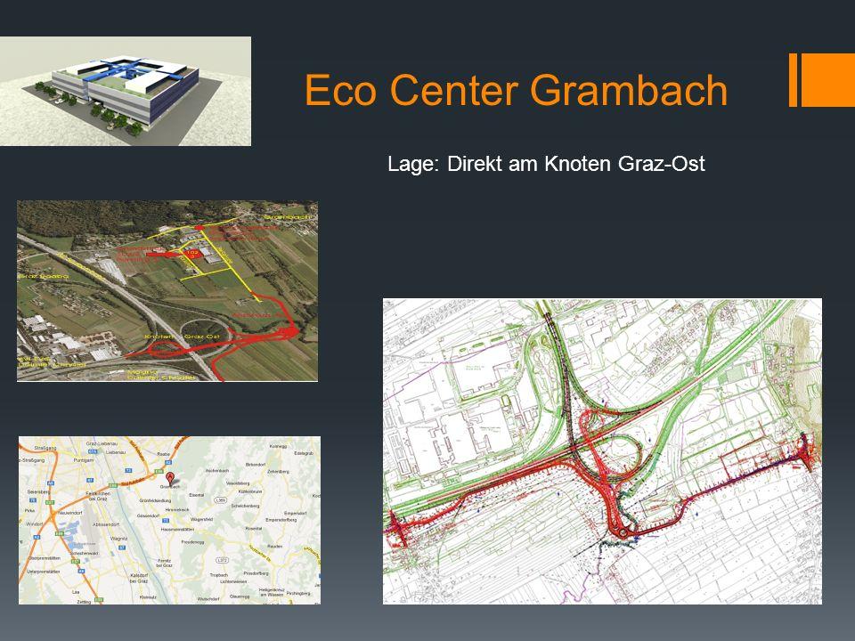 Lage: Direkt am Knoten Graz-Ost
