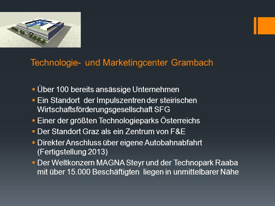 Technologie- und Marketingcenter Grambach
