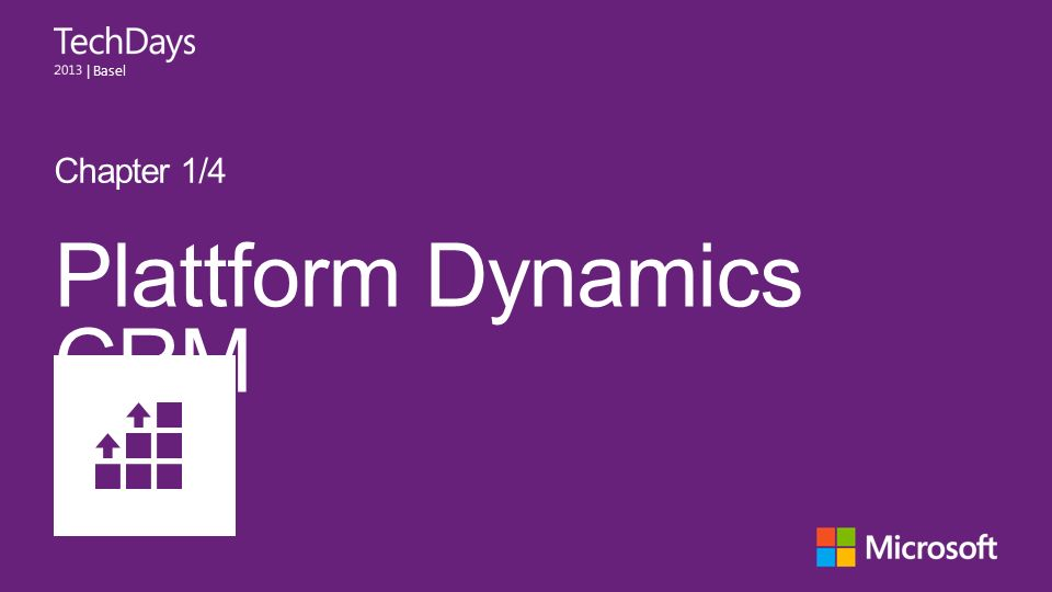 Plattform Dynamics CRM