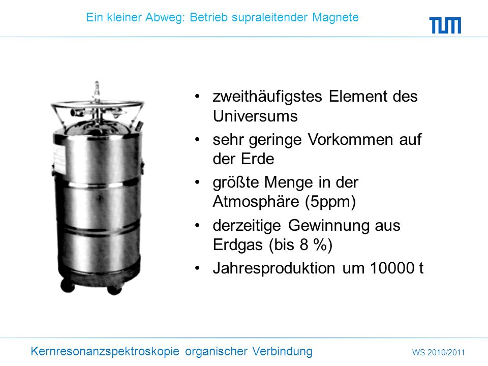 zweithäufigstes Element des Universums
