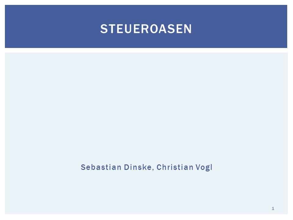 Sebastian Dinske, Christian Vogl