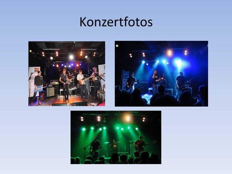 Konzertfotos