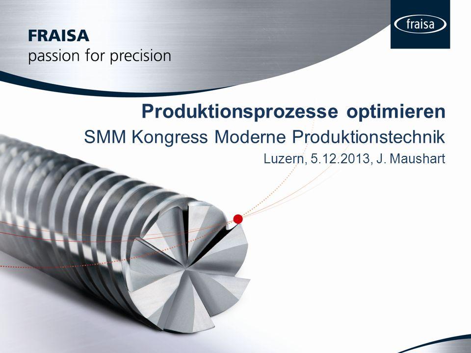 Produktionsprozesse optimieren