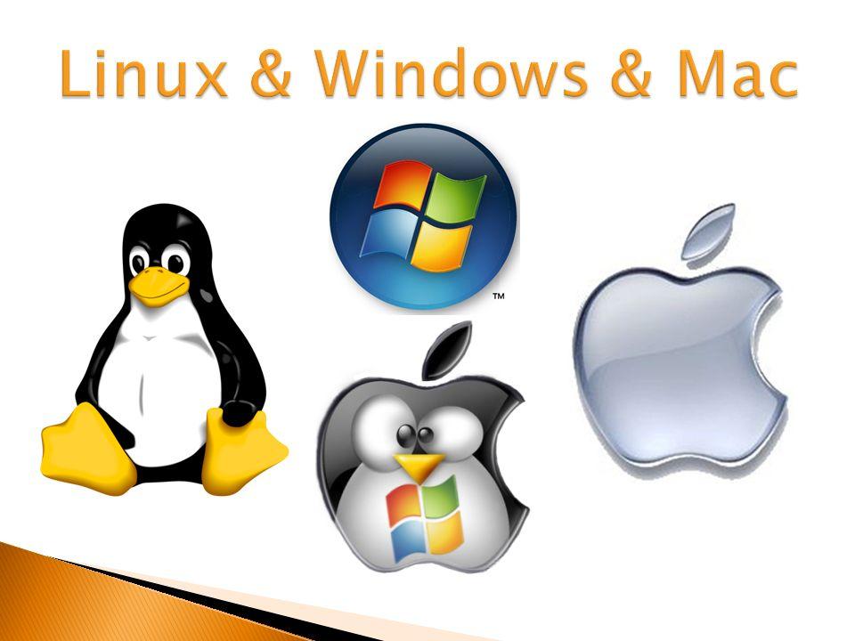 Linux & Windows & Mac