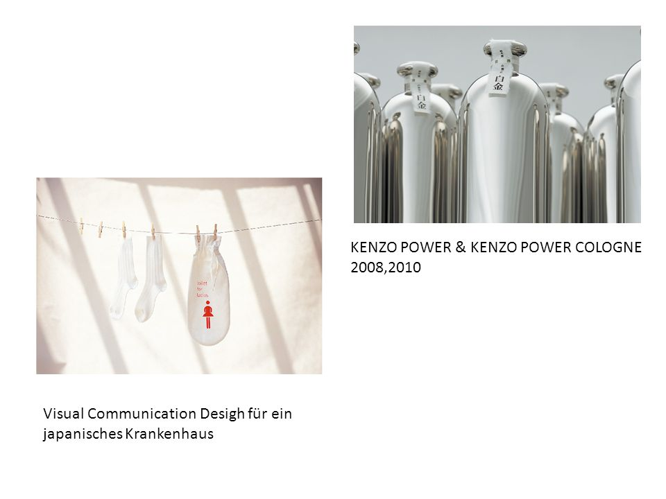 KENZO POWER & KENZO POWER COLOGNE