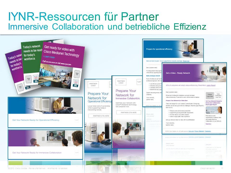 IYNR-Ressourcen für Partner Immersive Collaboration und betriebliche Effizienz
