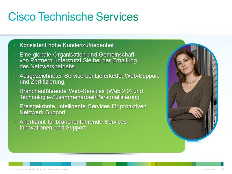 Cisco Technische Services