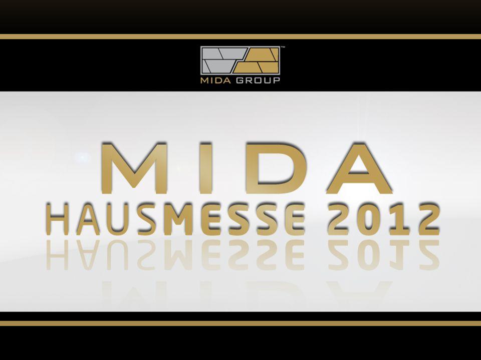 """Kurzexposé zur Hausmesse der Mida Group und Markteinführung der """"Branded Gold GmbH"""