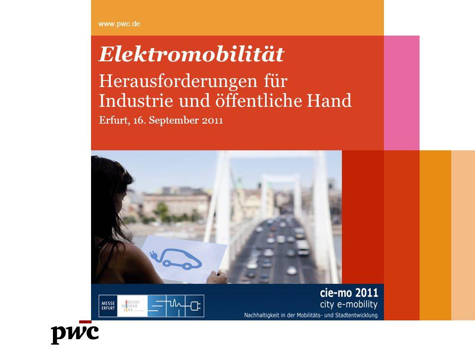 Herausforderungen für Industrie und öffentliche Hand