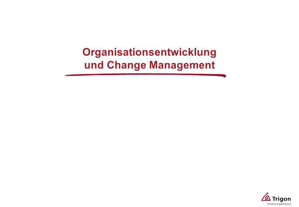Organisationsentwicklung und Change Management
