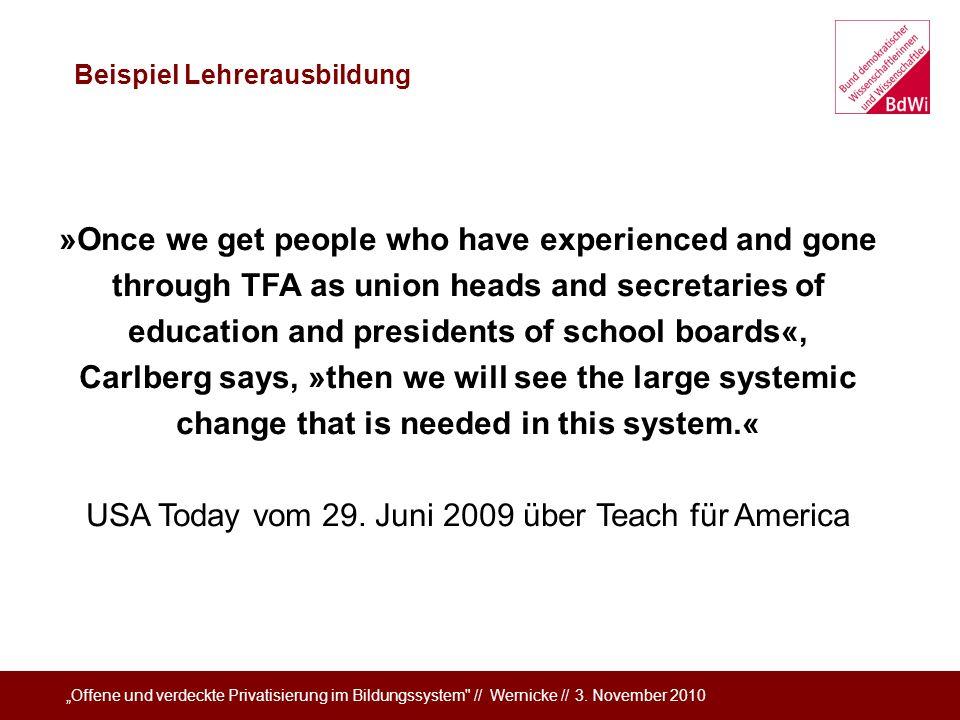 Teach First: Heute Fellow, morgen Unternehmensführer Deiner Schule!