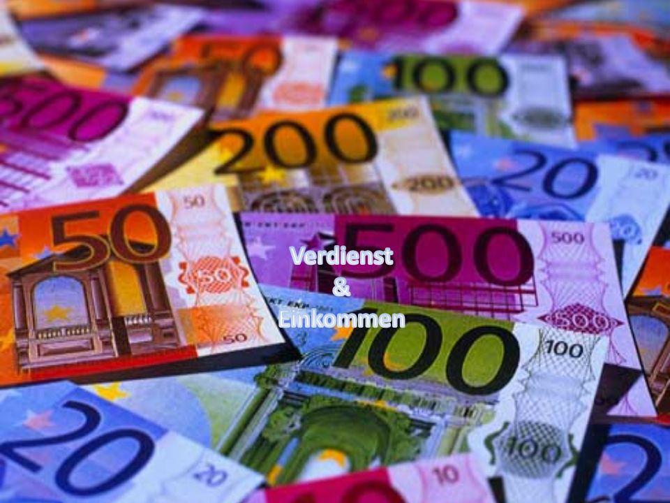 Verdienst & Einkommen