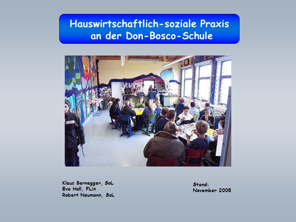 an der Don-Bosco-Schule