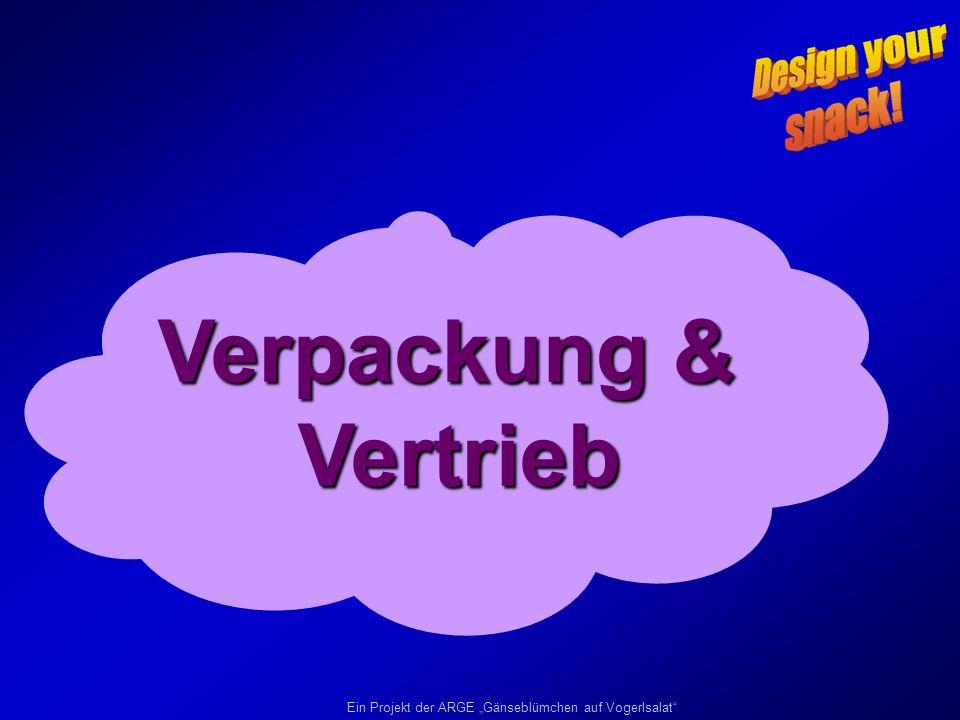 Verpackung & Vertrieb