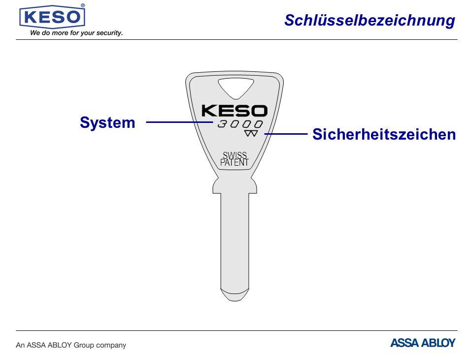Schlüsselbezeichnung
