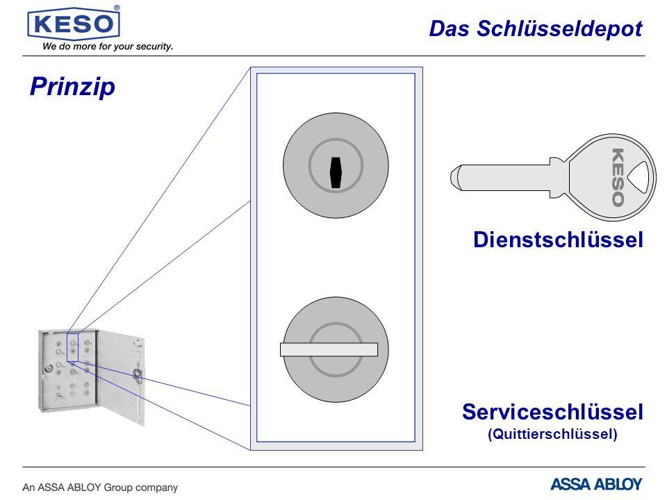 Prinzip Das Schlüsseldepot Dienstschlüssel Serviceschlüssel