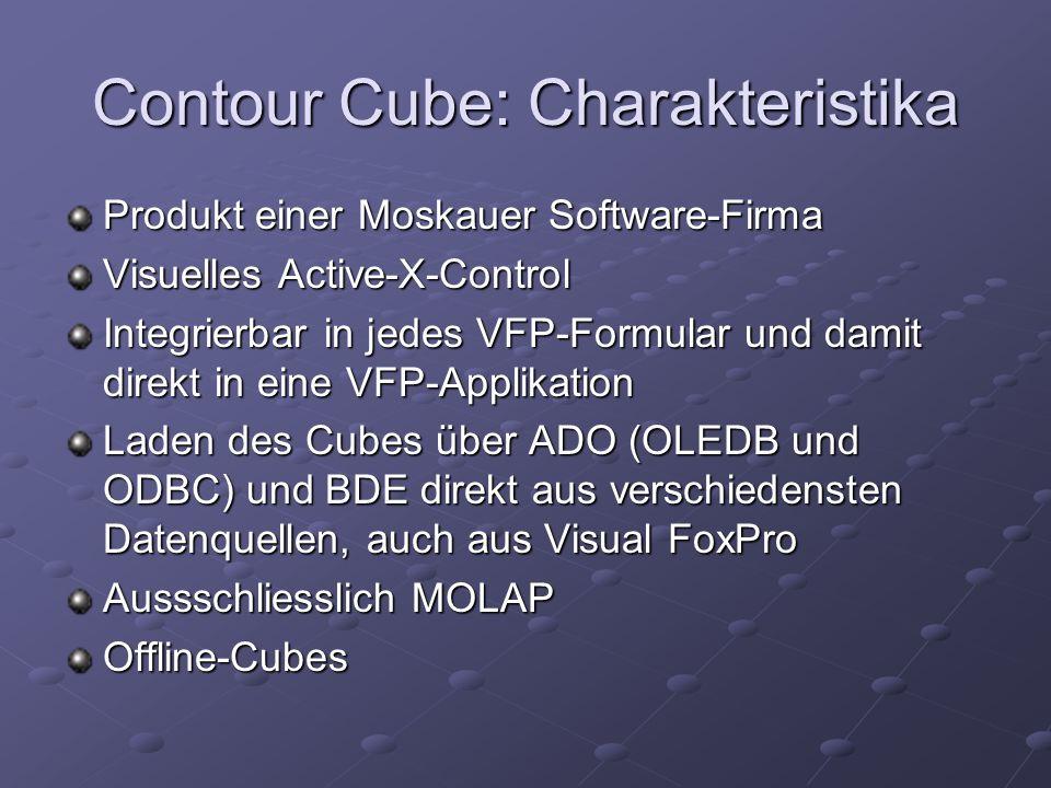Contour Cube: Charakteristika