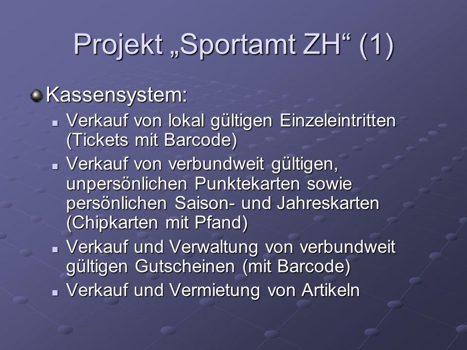 "Projekt ""Sportamt ZH (1)"