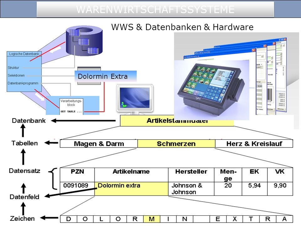 WWS & Datenbanken & Hardware