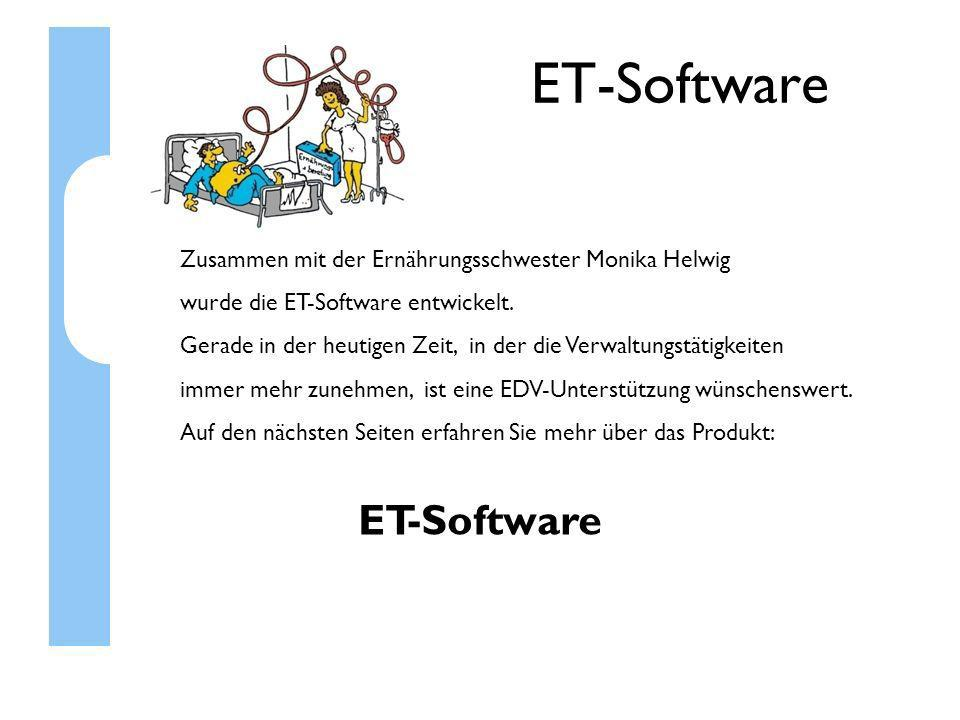 ET-Software ET-Software