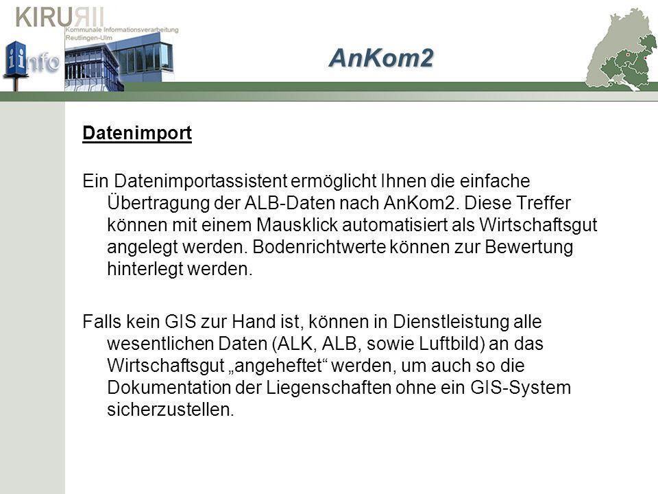 AnKom2Datenimport.