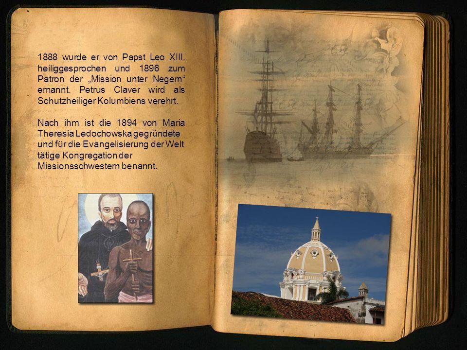 1888 wurde er von Papst Leo XIII