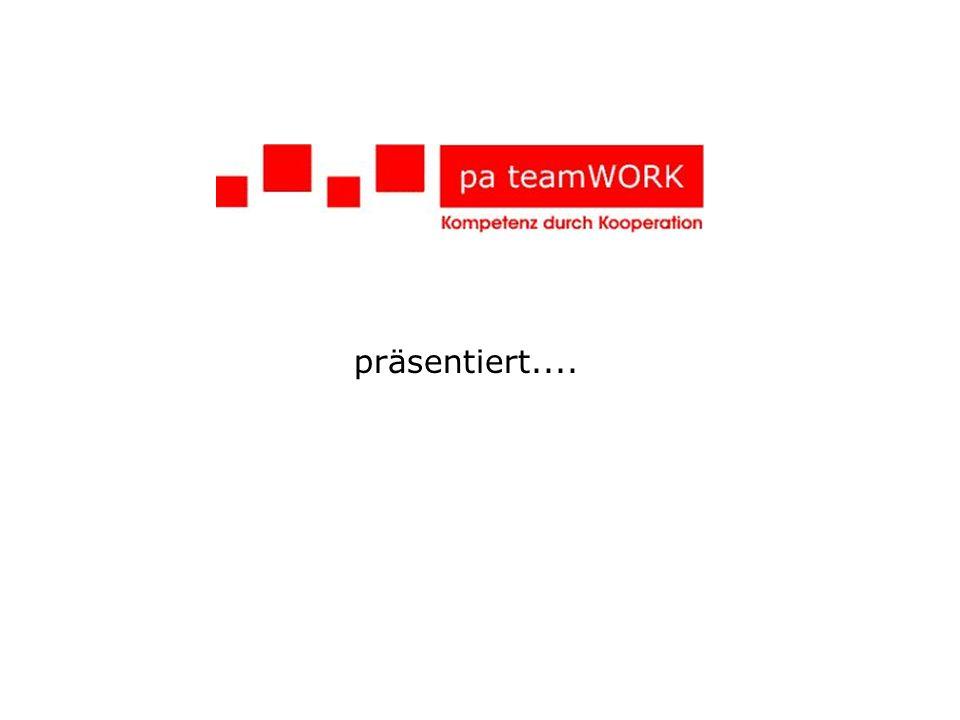 präsentiert....Produkt-Zielgruppe: produzierende Unternehmen mit auftragsbezogener Fertigung (relativ branchenneutral)