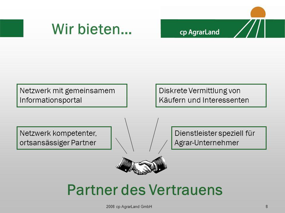 Partner des Vertrauens