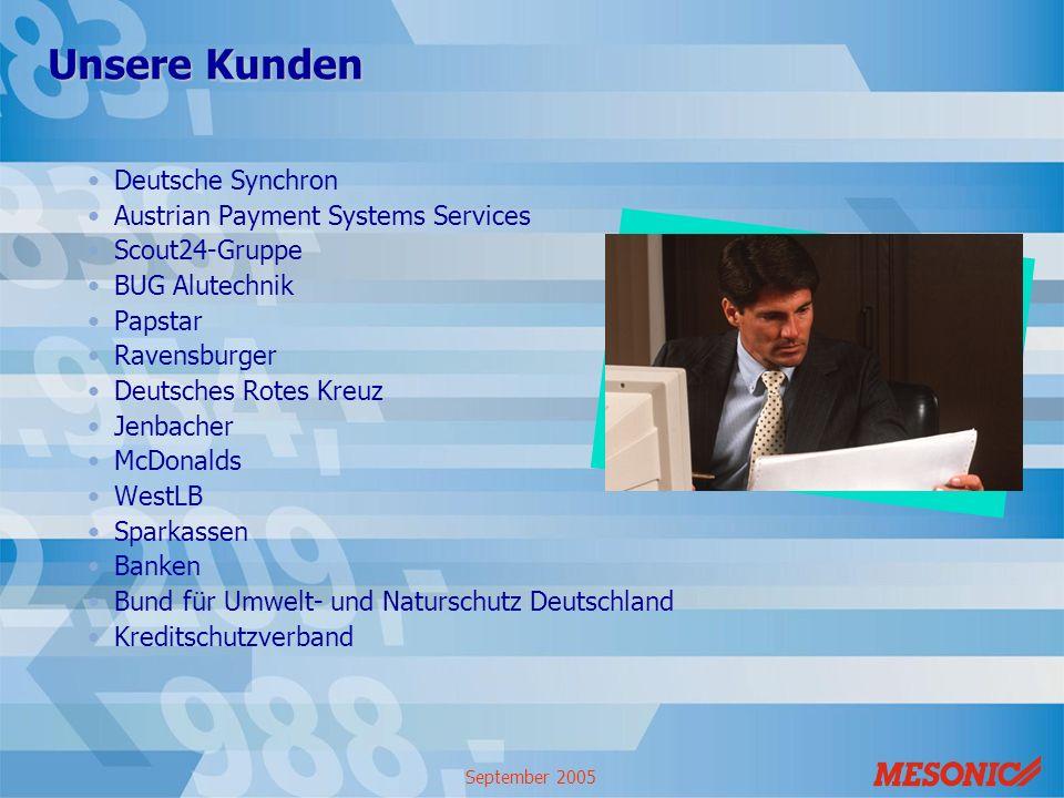 Unsere Kunden Deutsche Synchron Austrian Payment Systems Services