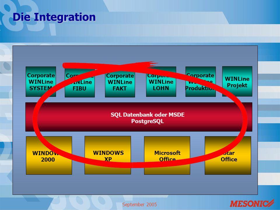 SQL Datenbank oder MSDE